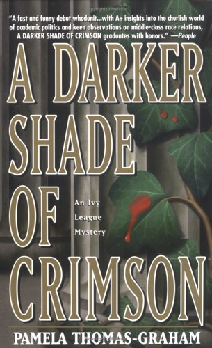A Darker Shade of Crimson (Ivy League Mysteries): Amazon.es ...