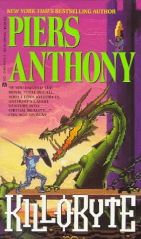 By Piers Anthony Killobyte [Mass Market Paperback]