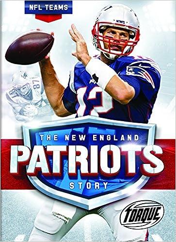 The New England Patriots Story (NFL Teams)  Thomas K. Adamson   9781626173736  Amazon.com  Books abe3514d523