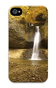 Autum Waterfall PC Case for iphone 4S/4