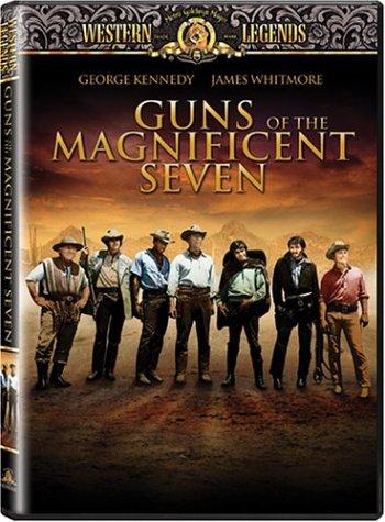Guns of the Magnificent Seven Amazoncom Guns Of The Magnificent Seven George Kennedy James