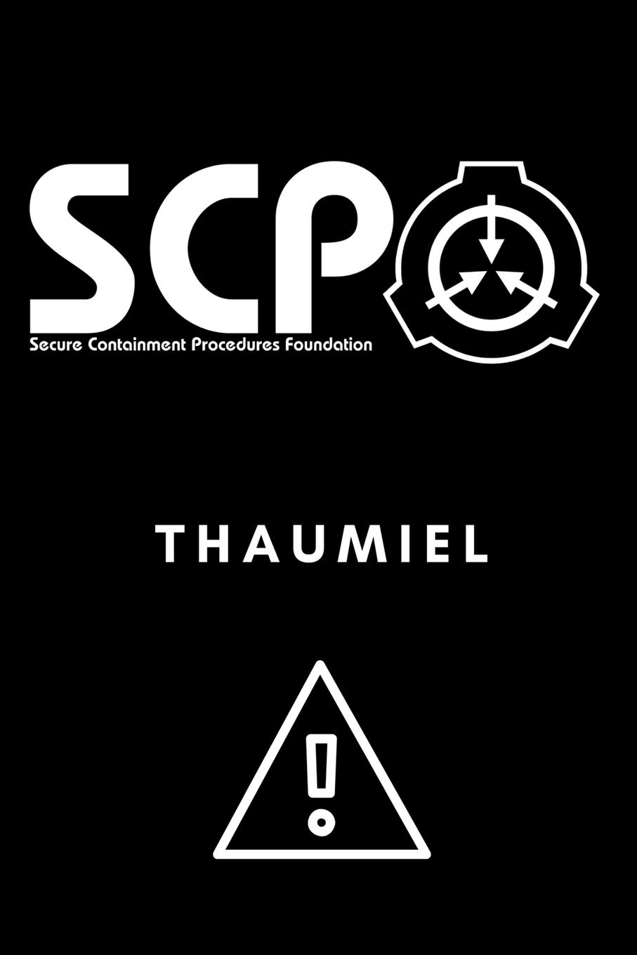 Buy Scp Foundation Thumiel Notebook College Ruled Notebook For Scp Foundation Fans 6x9 Inches 120 Pages Secure Contain Protect Book Online At Low Prices In India Scp Foundation Find this pin and more on scp foundation by eris 🖤. amazon in