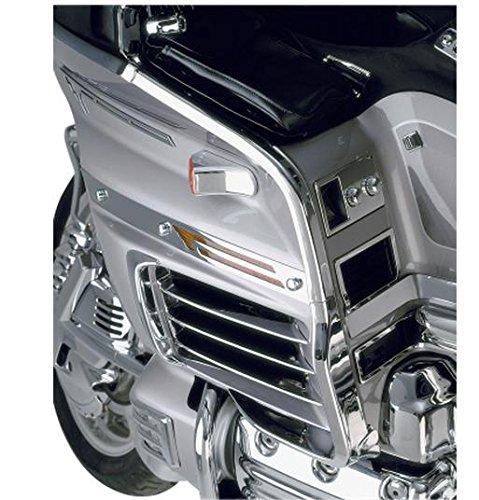 Show Chrome Accessories 52-551 Upper Fairing Edge Trim
