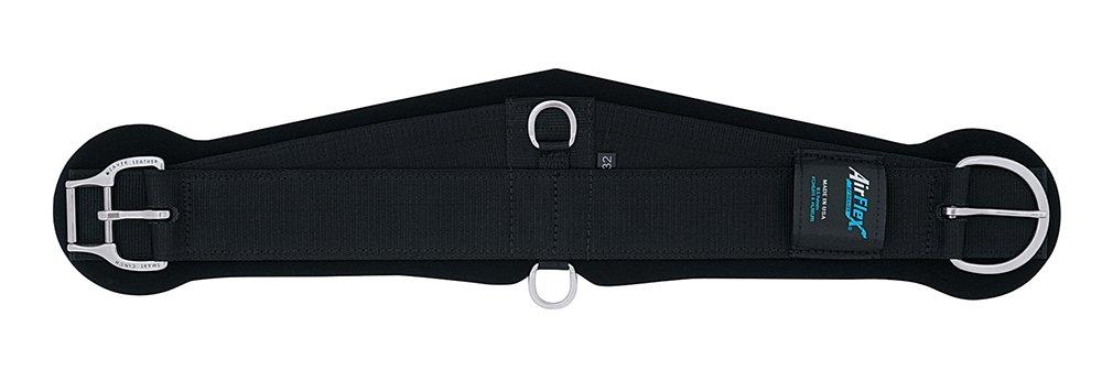 36\ Weaver Leather AirFlex Roper Cinch with Roll Snug Buckle