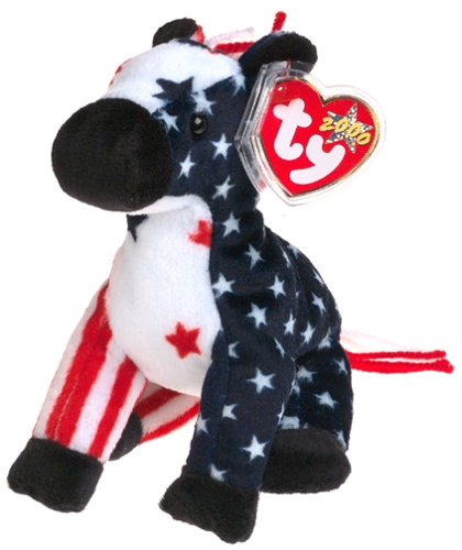Ty Beanie Babies - Lefty 2000 - Retired ()