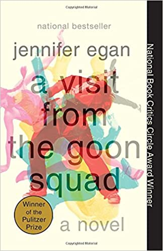 Image result for a visit from the goon squad amazon