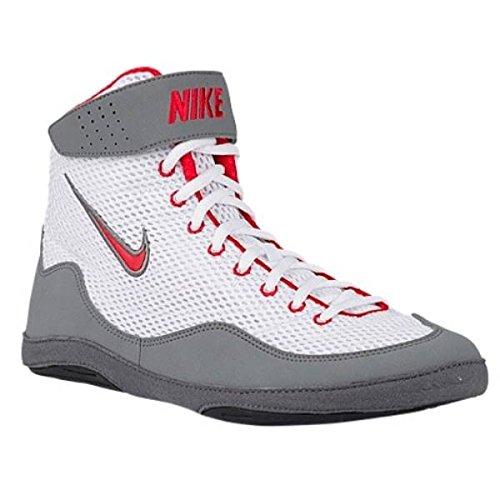 飛行機外出統合(ナイキ) Nike メンズ レスリング シューズ?靴 Inflict 3 [並行輸入品]