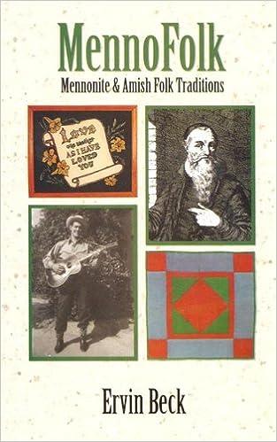 Mennofolk: Mennonite And Amish Folk Traditions (Studies in Anabaptist and Mennonite History)