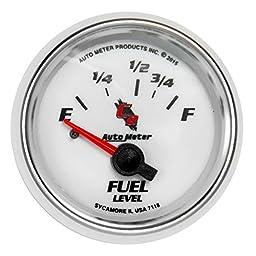 Auto Meter 7118 Fuel Level Gauge