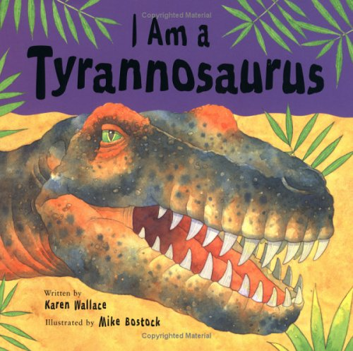 Download I Am a Tyrannosaurus ebook