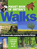 Pocket Book of Britain's Walks, AA Publishing Staff, 0749522437