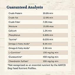 BLUE Wilderness Senior Grain-Free Chicken Dry Dog Food 24-lb