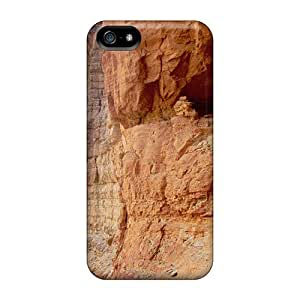 High Grade WilliamMorrisNelson Flexible Tpu Case For Iphone 5/5s - Colorado River Grand Canyon Landscape