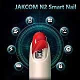 JAKCOM N2 Smart Nail New Multi-Function Electronics Intelligent Accessories No Charge Required NFC Smart Wearable Devices Gadget (N2F)