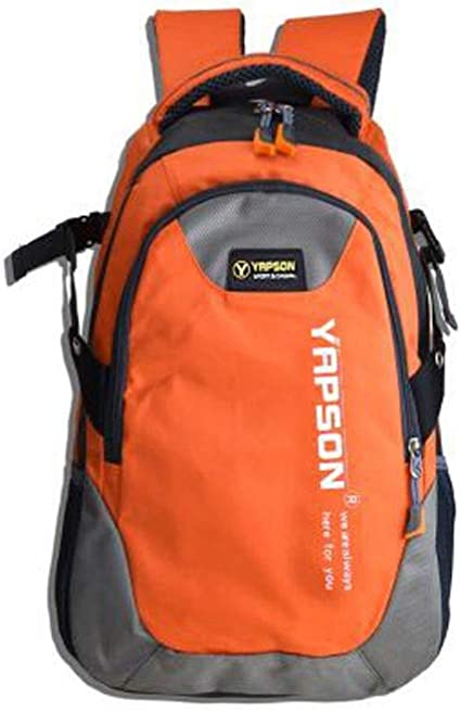 red Color : Black Chenjinxiang01 Sports Backpack Mens Casual Outdoor Hiking Backpack