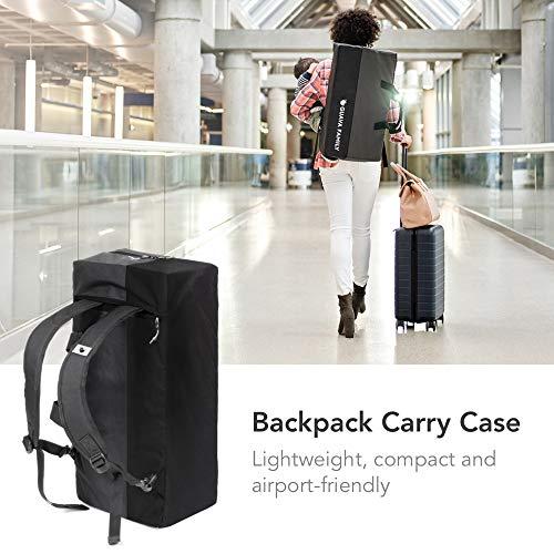 Lotus Travel Crib Backpack Portable Lightweight Easy
