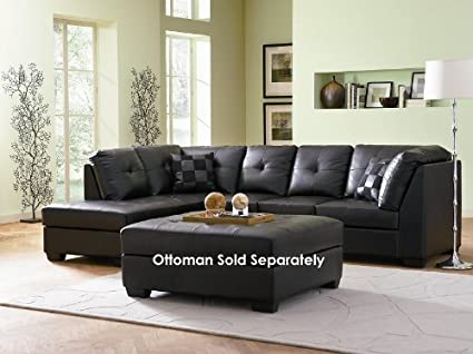 Amazon Darie Sectional Sofa by Coaster Fine Furniture Kitchen