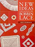 New Ideas for Miniature Bobbin Lace, Roz Snowden, 1861082193