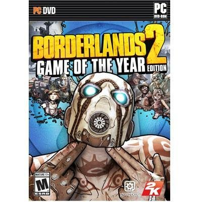 TAKE-TWO 41334 / Borderlands 2 GOTY Edition PC