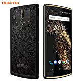 [10000 mAh Super Power Battery]OUKITEL K7 4G LTE Smartphone,Dual SIM FREE 6 Inch 18:9 HD Display,Octa Core 4GB RAM+64GB ROM, Android 8.1,SNOY13MP+2MP+5MP Cameras,GPS,Quick Charge,Fingerprint.