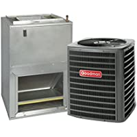 3 Ton 14.5 Seer Goodman Air Conditioning System (AC only) GSX140371 - AWUF370816 - TX3N4
