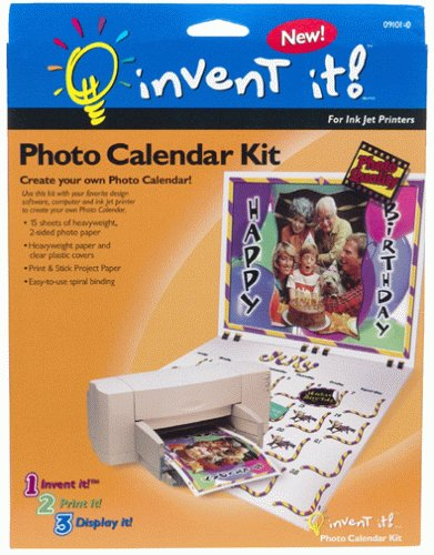 (Invent It! Photo Calendar Kit )
