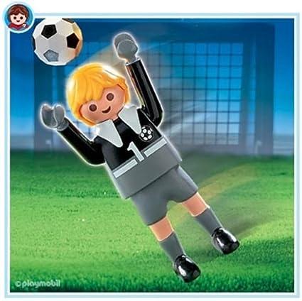 Playmobil Soccer Goalie