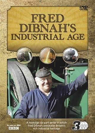 Fred Dibnah's Industrial Age Box Set [DVD] [2010] [Reino Unido]