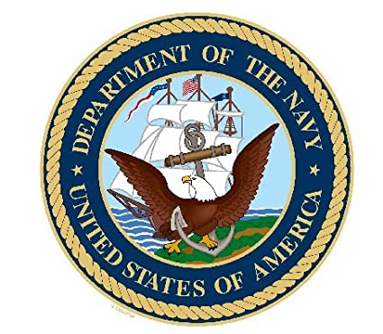 Amazon 12 United States Navy Symbol Edible Image Cupcake