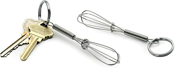 Cook/'s Whisk Novelty Keychain
