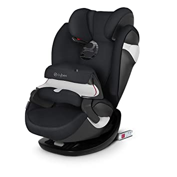 Amazon.com : Cybex 2018 Pallas M-Fix Lavastone Black : Baby