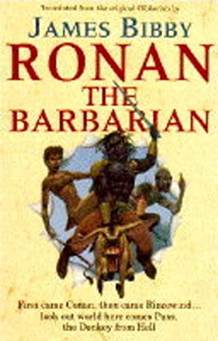 book cover of Ronan the Barbarian