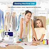 MEEPHONG Mini Sewing Machine Portable Household