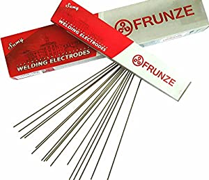 "Frunze E6013, 1/16"", Welding Rods (1 pound)! All position - AC or DC - High Quality Welding Electrodes! from Frunze Electrode"