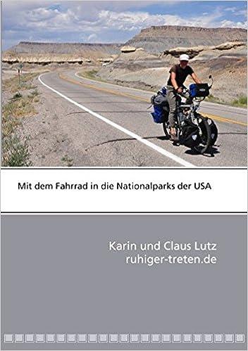 Mit dem Fahrrad in die Nationalparks der USA