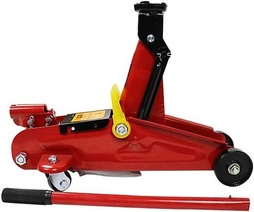 TTJZ Jack Horizontal 2T hidráulico Gato hidráulico para el Coche automático de Cambio de neumáticos de vehículos Herramienta Gato hidráulico: Amazon.es: Hogar