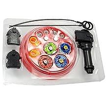 Metal Master Beyblade Set Kids Toys