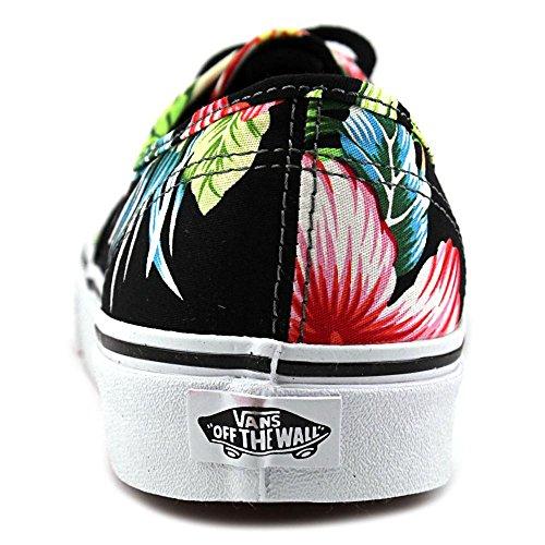 Varevogne Vzukfiy, Dame Sneaker Nero (hawaiian Blomster)