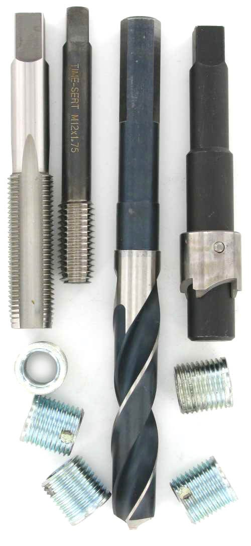 BIG-SERT by Time-Sert M12 X 1.75 Oversize Thread Repair Kit # 5217