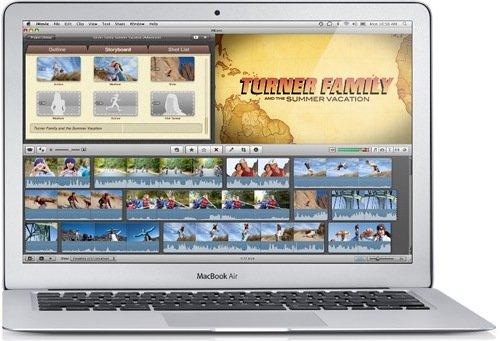 APPLE MacBook Air MC503J/Aの商品画像