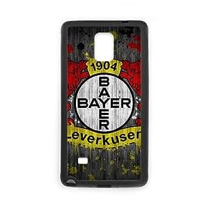 Persoanlized diseño Bayer 04Leverkusen Samsung Galaxy Nota4caso, personalizado para Samsung Galaxy Note4