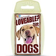 Top Trumps - Lovable Dogs Card Game