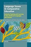 Language Issues in Comparative Education, , 9462092168