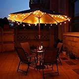 String Lights for Outdoor Indoor, Battery Powered