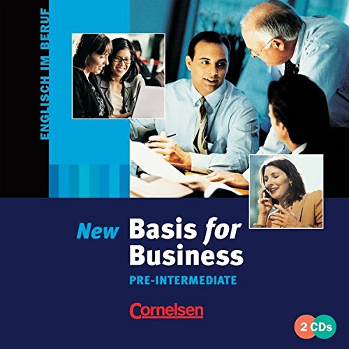 Basis for Business - Third Edition: Pre-Intermediate - CDs