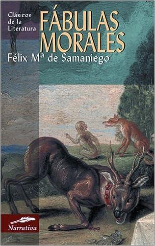 Descargar ebooks for kindle gratis Fábulas morales (Clásicos de la literatura universal) PDB 8497648072