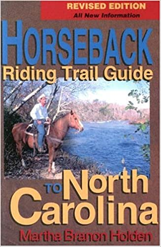 Horseback Riding Trail Guide to North Carolina (Second