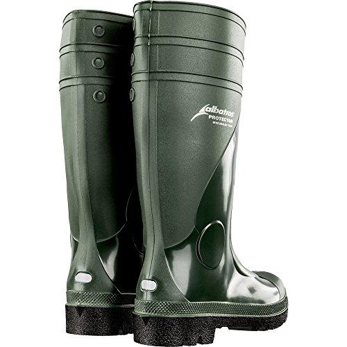 Beskytter 590250 600 Grønn 5 6 Størrelse Vernestøvel 40 Albatros wO7qIq