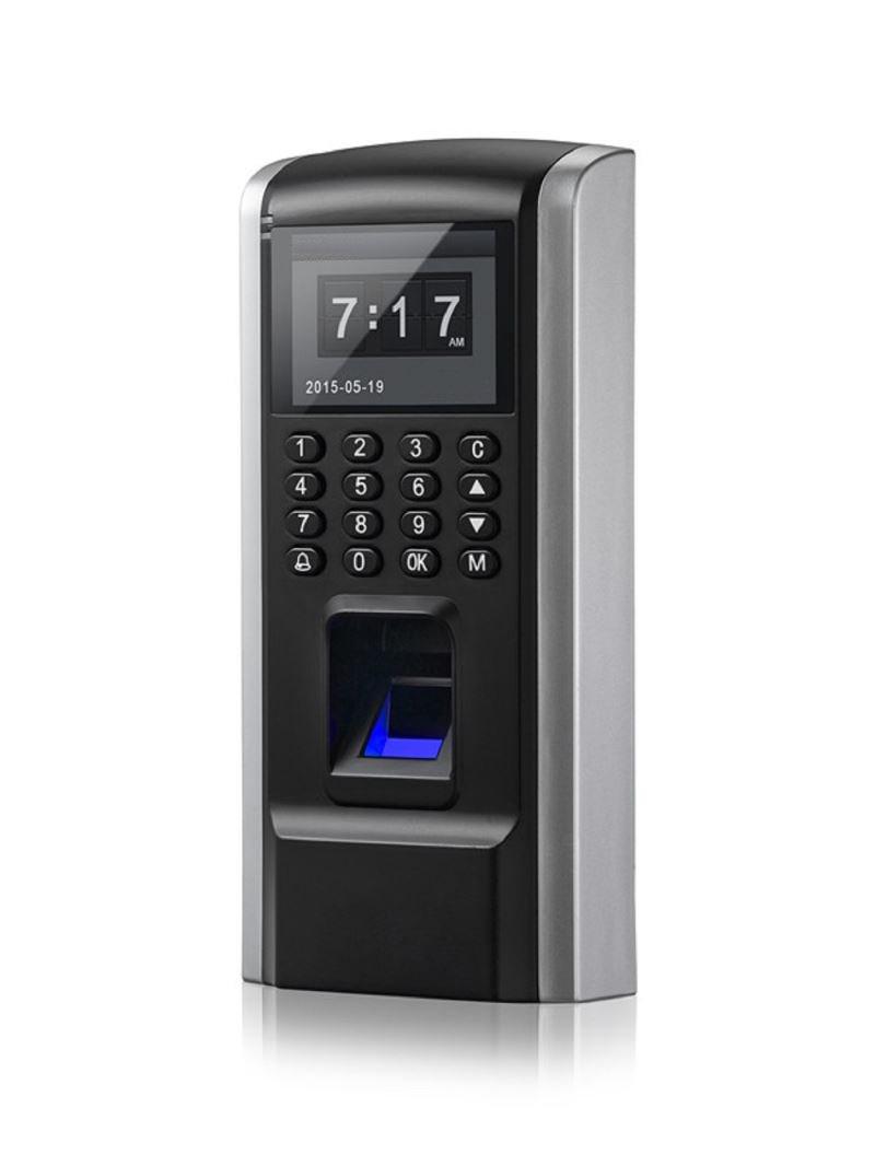 Amazon.com : Biométricos huella dactilar y contraseña y RFID seguridad entrada de puerta control de acceso terminal : Camera & Photo
