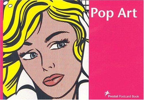 Pop Art (Postcard Books) (Pop Art Postcard)